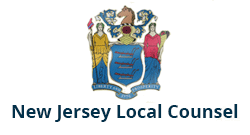 New Jersey Local Counsel