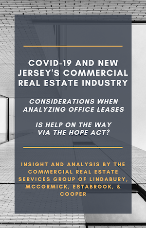 New Jersey's Commercial Real Estate Industry